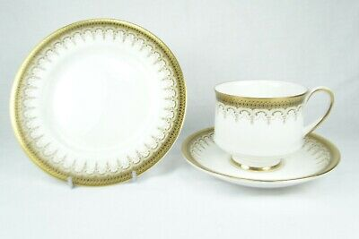 1x Paragon Athena Pattern Coffee Cup and Saucer