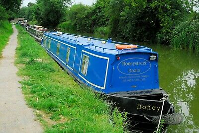 Save £58 Narrow Boat Barge Canal holiday Kennet and Avon Canal 14-18 Oct