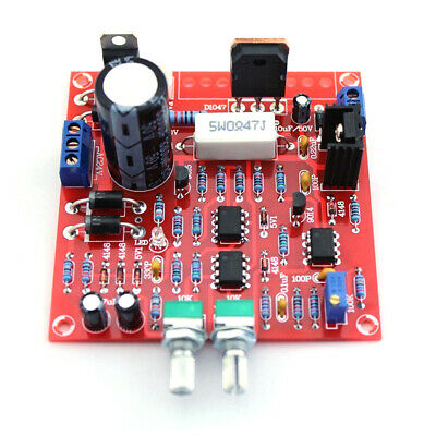 Adjustable DC Regulated Power Supply DIY Kit Short with Protection 0-30V 2mA-3A