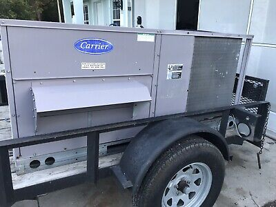 Carrier 4 ton package air conditioner 50TFF005-A-511HE