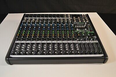 Mackie ProFX16 V2 16-Channel 4-Bus Mixer With USB, Excellent Condition