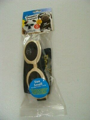 Doggles Goggles Protective Eyewear Size Small With Pouch - New In Package