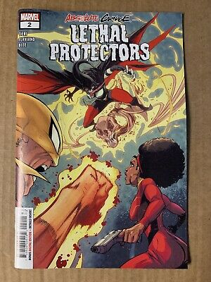 Absolute Carnage Lethal Protectors #2 First Print Marvel Comics (2019)