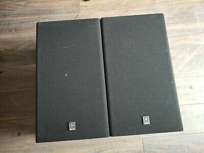 Vintage Yamaha NS-10M Studio Monitors (Matching Pair)