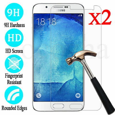 Hard Real Tempered Glass Film Screen Protector for Samsung A70 A80 A90 M10 M20