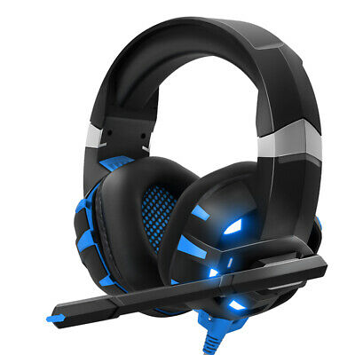 ONIKUMA K2-A Stereo Bass Surround Gaming Headset for PS4 New Xbox One PC w/ Mic