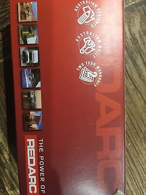 Redarc Eb Electric Brake Controller 12V Up To 3 Axles Trailers Caravans Campers