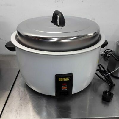 Commercial Rice Cooker Warmer 10  L Buffalo CB944