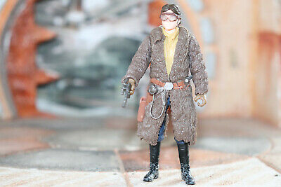 Han Solo Mission On Vandor Star Wars SOLO: A Star Wars Story 2018