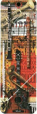 Antioch Musical Gallery Edition Bookmark Designed by Evelia Garcia NEW