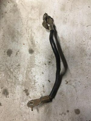 00-09 Honda S2000 S2K Ground Negative Battery Terminal Cable Wire Oem