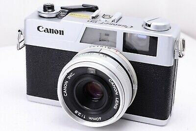 Canon Canonet 28 in Good Conditions Without Packaging