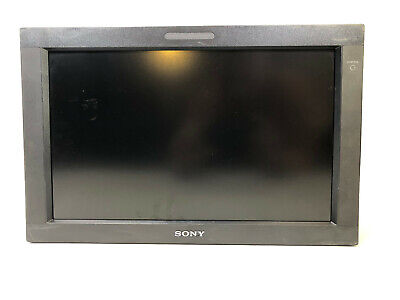 Sony LMD 1751 Broadcast monitor With BKM 220D