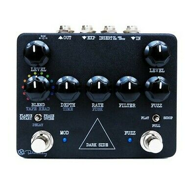 Keeley Electronics Dark Side Workstation Multi-Effects Pedal (Used)
