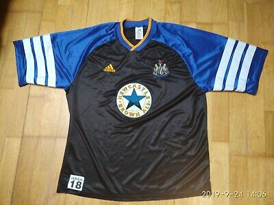 camiseta jersey shirt maillot maglia trikot ADIDAS NEWCASTLE TRAINING XL