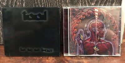 TOOL Lateralus CD 2001 MISPRINT Volcano VERY RARE Fear Inoculum OOP NEVER USED