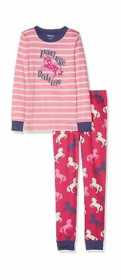 Hatley Girl's Pyjama Sets 3  Years  (Manufacturer Size:3)