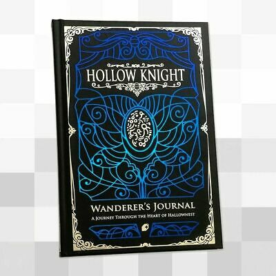 Hollow Knight Wanderer's Journal - Official Hardcover Lore & Art Book
