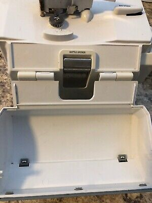 Black and Decker Spacemaker Electric Can Opener White Model CO100 Hardware