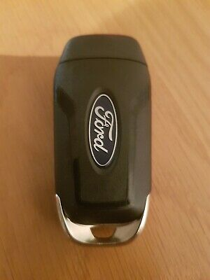 Ford 3 Button Remote Car Key Fob In Working Order (Ref 410/4)