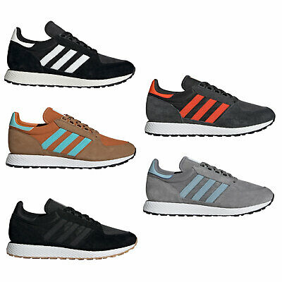 Adidas Originals Forest Grove Men's Sneakers Low Shoes Trainers Sport Shoes