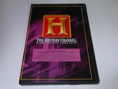 Decoding the Past: Doomsday 2012: The End of Days (DVD, 2012) History Channel