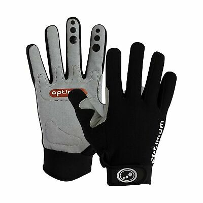 Optimum Children Cycling Hawkley MTB/BMX Gloves, Black S Junior