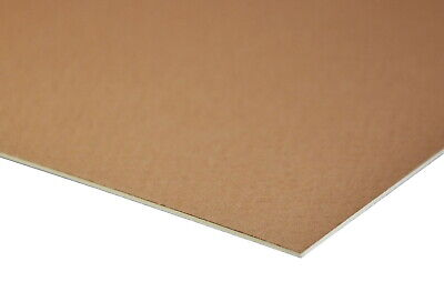 Crescent Mixed Media Board, 15 x 20 Inches, Hazel, Pack of 15