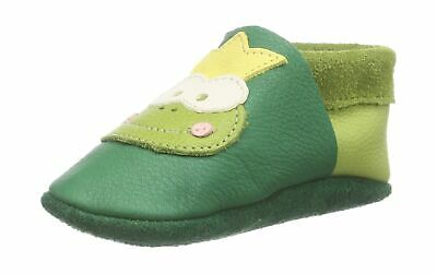 Pololo Frosch, Unisex Kids' Unlined Low House Shoes 8.5/9 UK Child