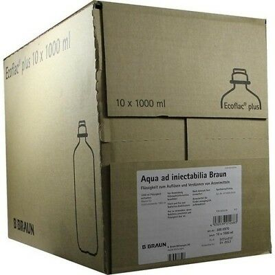 AQUA AD INJECTABILIA Ecoflac Plus Infusionslsg. 10000 ml 08609338