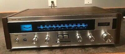 Superscope Model 300 Stereo-Quadraphase Receiver Worrkks Great Exc Condition