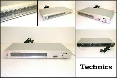 Vintage TECHNICS ST-Z25 Radio Stereo FM AM Radio Tuner Japan Good Working Order