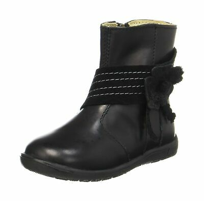 Primigi Baby Girls' Phw 8088 Classic Boots 6 UK Black (Nero)
