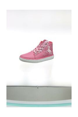 Hatley Girls' High Top Sneakers Hi Trainers, Pink (Sparkle Horse 650), 8 (25 ...
