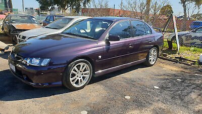 Holden Vy S Commodore 6Cyl Auto Sedan 06/2004 Comes With R.w.c & Registration