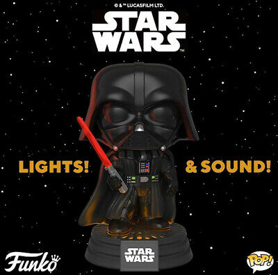 Funko Pop! Star Wars Darth Vader (Electronic) PRE-ORDER