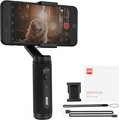 Zhiyun Smooth Q2 Mobile Gimbal Stabilizer Compatible with iPhone Samsung HUAWEI