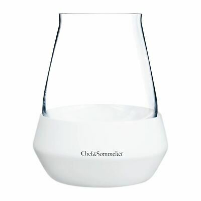 Chef & Sommelier Reveal Up Soft Cooling Base Crystal Tumblers - 300ml x 24