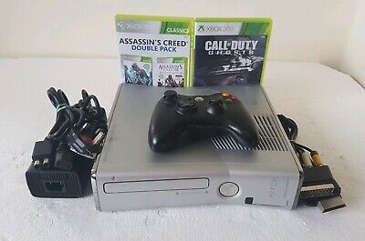 Microsoft *Limited Edition* Xbox 360 S Console 250Gb Controller And Accessories