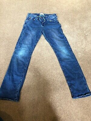 Scotch And Shrunk Boys Denim Jeans Age 10