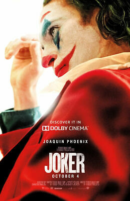 "Joker  ( 11"" x 17"" ) Movie Collector's Poster Print (T3) B2G1F"