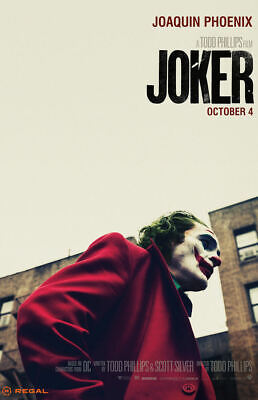 "Joker  ( 11"" x 17"" ) Movie Collector's Poster Print (T4) B2G1F"