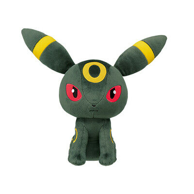 "Pokemon Umbreon Color Series (Black) 9"" Character Super DX Plush Toy Soft Doll"