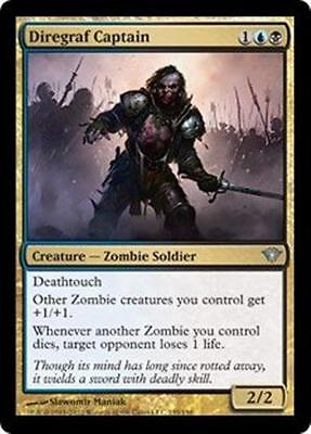 OtBG MTG Magic Rare LP Light Play Zombie Apocalypse Dark Ascension
