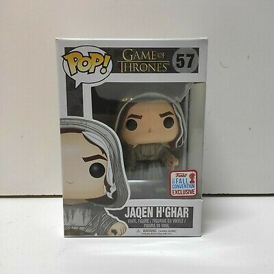 Funko Pop! Game of Thrones #57 2017 NYCC Con Exclusive Jaqen H'ghar