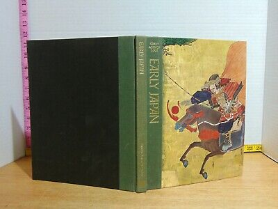 Time-Life Great Ages Of Man: Early Japan (1968, Hardcover)