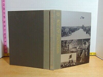 Time-Life Great Ages Of Man: Age Of Progress (1966, Hardcover)