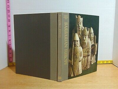 Time-Life Great Ages Of Man: Barbarian Europe (1968, Hardcover)