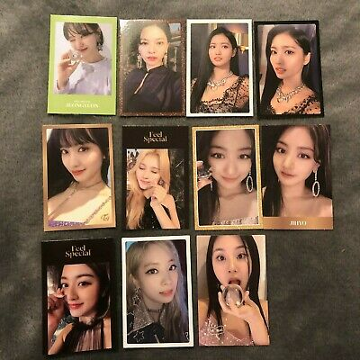TWICE Feel Special Photocards (Choose photocard)