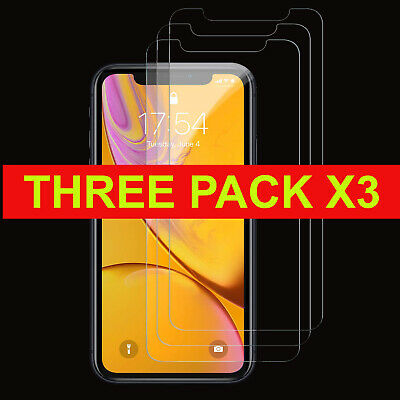 New Gorilla Tempered Glass Screen Protector For Apple iPhone11 Pro Pro Max 2019